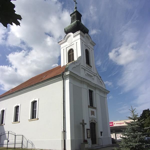 Szigetszentmárton katolikus templom