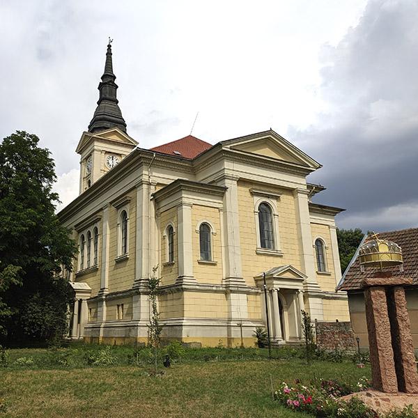 Tass református templom